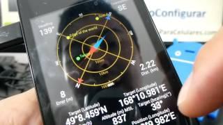 Cómo usar GPS en Android sin Internet Huawei Ascend Y300 comoconfigurar