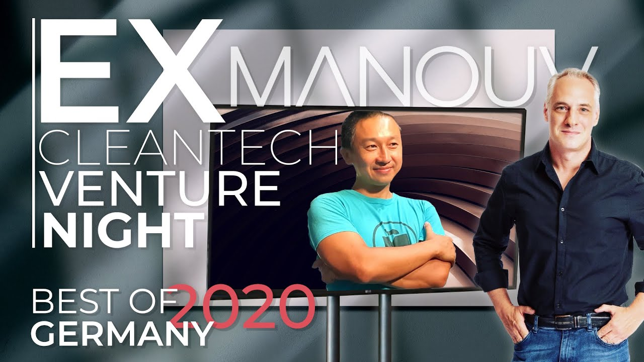 EX Cleantech Venture Night, 3 September 2020, Bali