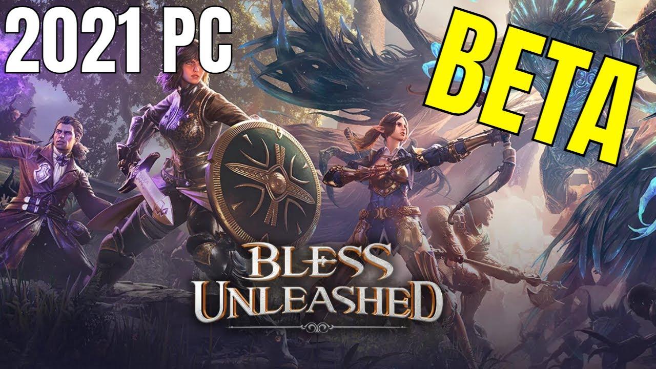 BLESS UNLEASHED BETA Test PC Erster Eindruck ins Gameplay Deutsch