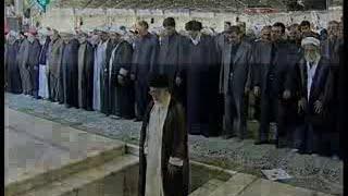 Friday Prayers led by Ayatullah Ali Khamenei- Full