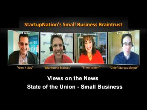 Views on the News   Grading the President's State of the Union for Small Business