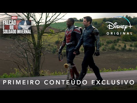 Falcão e o Soldado Invernal | Marvel Studios | Primeiro Conteúdo Exclusivo Dublado I Disney+