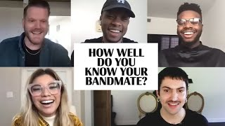 Pentatonix Plays 'How Well Do You Know Your Bandmate?' | Marie Claire