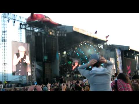 ACDC - Thunderstruck (Live at Download 2010)