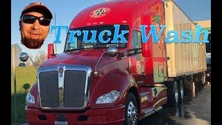 Video #95 Truck Wash, Trucker Jim's Truckin Journey download MP3, 3GP, MP4, WEBM, AVI, FLV Juli 2018