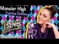 Catrine DeMew Scaris (Катрин ДеМяу Скариж) Monster High Обзор и Распаковка\ Review Y7295