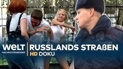 RUSSLAND durch die DASHCAM - Der wilde Osten | HD Doku
