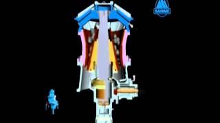 конусная дробилка SMG(, 2013-03-14T04:55:44.000Z)