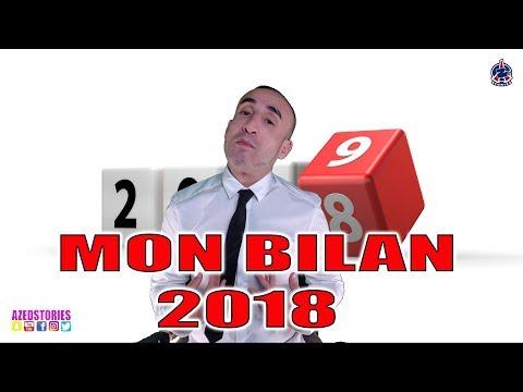 MON BILAN 2018 - Azéd Stories