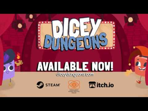 'Dicey Dungeons' Will Help You Understand the Best New Genre in Games