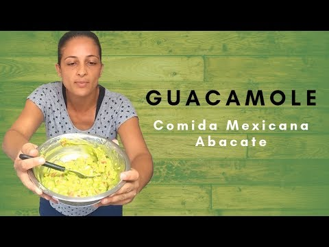 RECEITA GUACAMOLE LIVRO DE RECEITAS DIETA DE 21 DIAS MAMUSKA