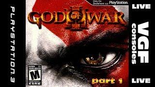 God of War 3 PS3 VGF consoles LIVE(1)