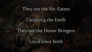 Infant Annihilator - The Kingdom Sitteth Lonely Beneath Thine Hollowed Heavens (Lyric Video)