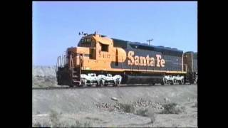 Cajon Pass 1989