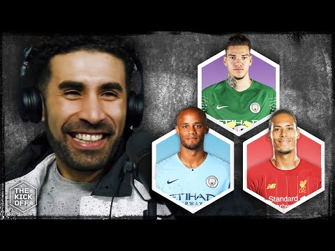 Football Rewind: 2010's Team Of The Decade (Defenders)