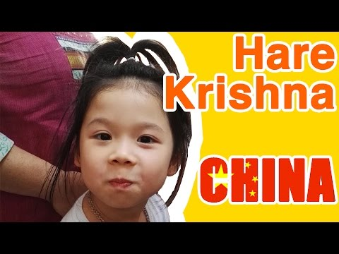 Hare Krishna CHINA! - House Program in Guangzhou China