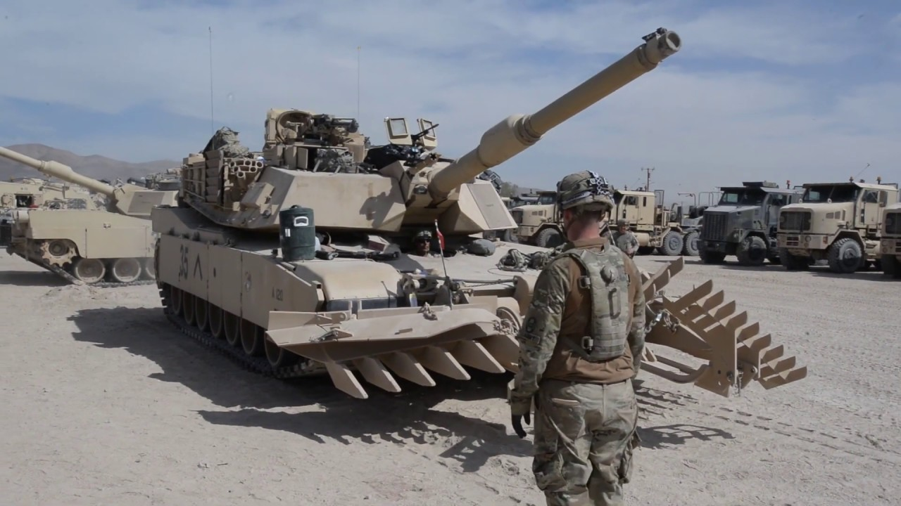 Operation Hickory Sting, NC Guard Soldiers Load Up and Move Out For NTC  Exercise, 07 05 2019