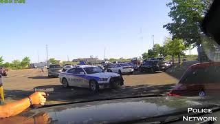 Albuquerque Shoot and Kill Double Murder Suspect