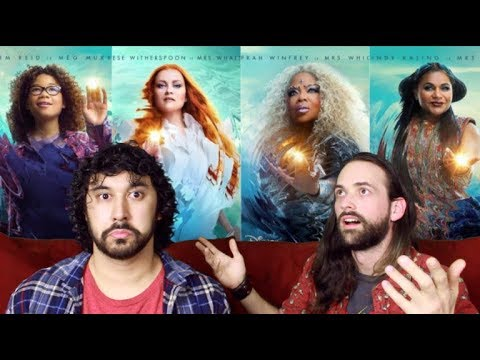 A WRINKLE IN TIME - MOVIE REVIEW!!!