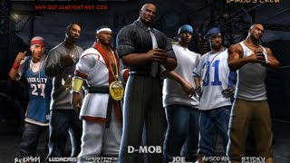 Def Jam: Fight For NY - D-Mob