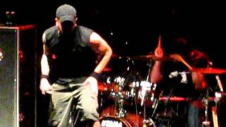 All That Remains - Hold On + Aggressive Opposition LIVE @ Town Ballroom - Buffalo, NY 5/17/2011