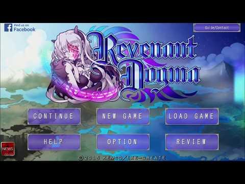 Revenant Dogma Gameplay Part 4 I'm back from a long break(Sorry for taking forever)  