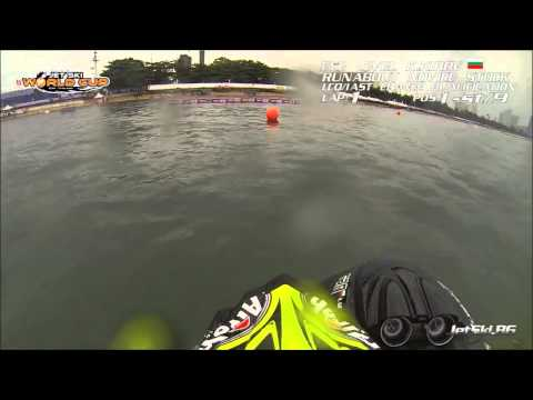 EYE LEVEL K KIROV BULGARIA KING'S CUP JET SKI WORLD CUP THAILAND 2014