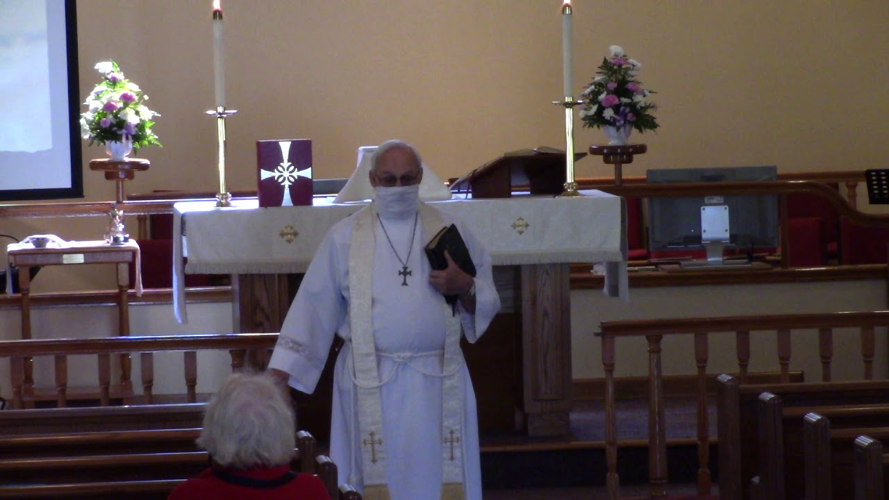 First Sunday after the Epiphany with Fr Norm
