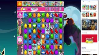 Candy Crush Level 1298  No Boosters