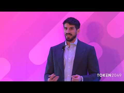 "Charles Cascarilla's presentation at TOKEN2049 2019: ""Spring is Coming: How to See Past the Crypto Winter"""