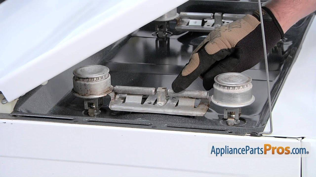 Gas Range Double Burner Kit Part Wb16k10026 How To