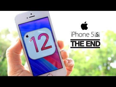 Will Apple Kill the iPhone 5S This Year with iOS 12 ?