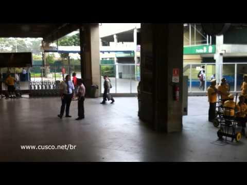 Sao Paulo Tiete Bus Station
