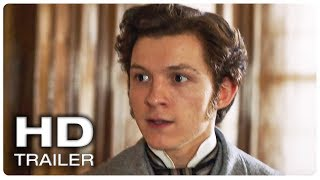 THE CURRENT WAR Trailer #2 Official (NEW 2019) Tom Holland, Benedict Cumberbatch Movie HD