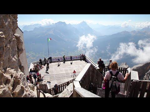 Tennis più alto d'Europa 3200 m