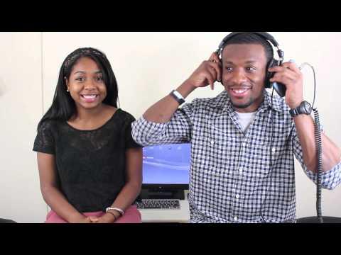 Audio Technica ATH-M50 Sound Leak And Girlfriend Test