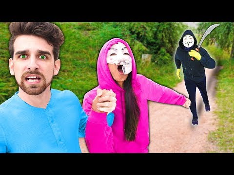 I RESCUED HACKER GIRL from PROJECT ZORGO in Real Life (PZ4 Escape Mystery Box Traps Challenge)