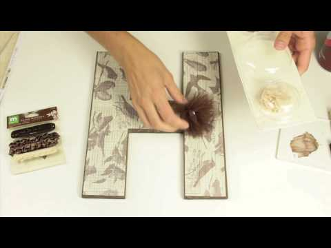 Paper Reverie Home Decor Project Youtube
