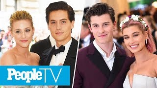 Met Gala Couple Alert: Shawn Mendes & Hailey Baldwin, Lili Reinhart & Cole Sprouse & More | PeopleTV
