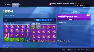 Fortnite save the world *HUGE* sunbeam giveaway