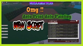 Lumber Tycoon 2 Exploit ♦Otomotic Wall Dialing Auto Painting♦New Modes♦ROBLOX