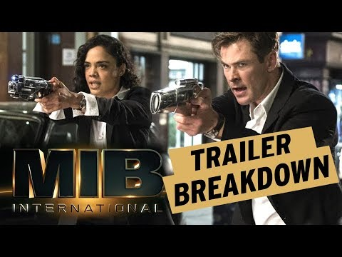 Men In Black: International: Breaking Down the Trailer Easter Eggs