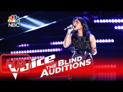 The voice 2017 america  The Voice 2016 Blind Audition - Moushumi: