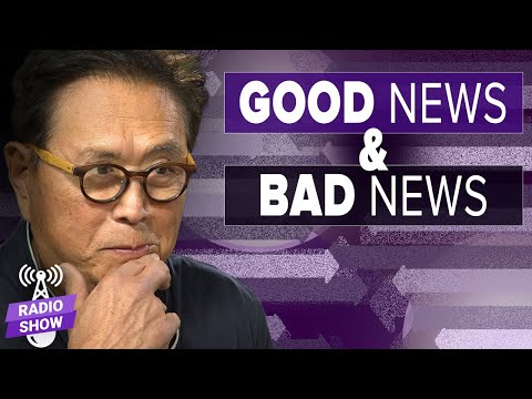 Can the U.S. print its way out of financial disaster? – Robert Kiyosaki and Jim Rogers