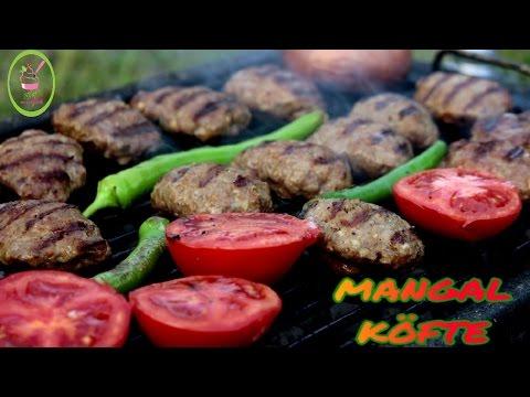Mangal Köfte Nasıl Yapılır?Mangal da Kurumadan Yumuşacık ve içi Sulu Köfte /�F MUTFAK