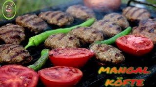 Mangal Köfte Nasıl Yapılır?Mangal da Kurumadan Yumuşacık ve içi Sulu Köfte /ŞEFFAF MUTFAK Video