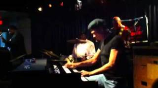 Mark Leach - Hammond Organ, Buddy Miles Express