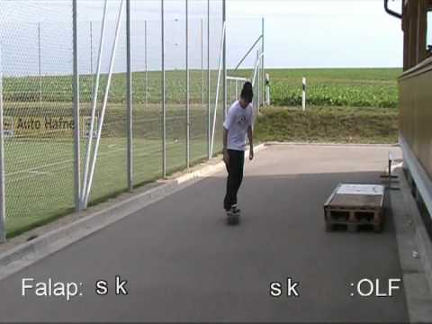HSF Game of Skate - Re Game Falap vs. OLF