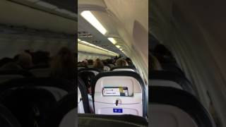 Captain on United flight deals with some politics