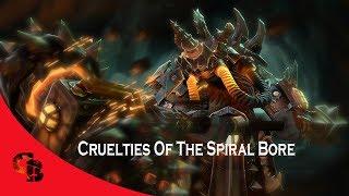 Dota 2: Store - Magnus - Cruelties Of The Spiral Bore